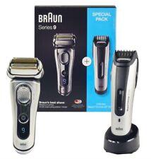 BRAUN 9260vs Mens Electric Shaver +BT5090 Hair Clipper Beard Trimmer (9260s) NEW