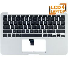 For Apple MacBook Air 11 A1465 2013 - 2015 Palmrest Housing Topcase US Keyboard
