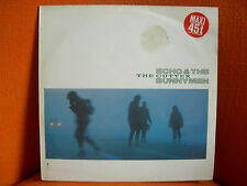 VINYL MAXI – ECHO & THE BUNNYMEN : THE CUTTER - EX ! - POST PUNK COLD WAVE