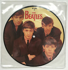 """Picture disc 7"""" ~ BEATLES """"Love Me Do / P.S. I Love You"""" orig UK '82 MINT!"""