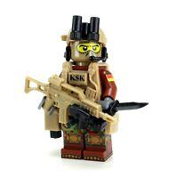 KSK  Kommando Spezialkrafte German Special forces Commando made with real LEGO®