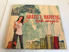 Kate Voegele - Gravity Happens (2011) DIGIPAK  CD [V]