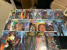 Lot of 23 Witchblade Comics