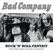 BAD COMPANY - Rock N Roll Fantasy The Very Best Of Bad Company CD *NEW