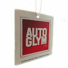 3 x Autoglym Hanging Car Interior Air Freshener