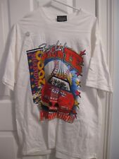 Bobby Labonte #18 MLB All Star Game Two-Sided T-Shirt Size Large New Chase