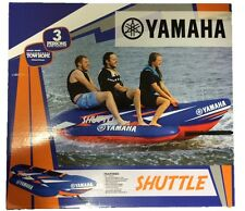 Yamaha Shuttle 3 Person Watersports Towable Inflatable Ringo