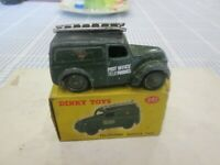 DINKY TOYS No 261 TELEPHONE SERVICE VAN  - BOXED