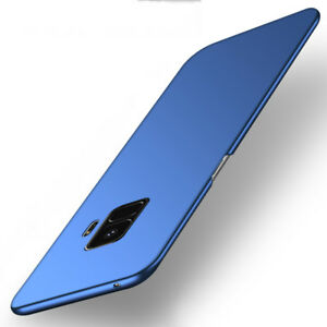 Ultra Thin Shockproof Matte Hard Case Cover For Samsung Galaxy A51 A71 S20 S9 S8