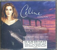 CD Céline Dion - My Heart Will Go On -  Single
