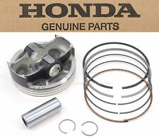 Honda Std Piston Kit Rings Pin Clips 06-14 TRX450 R/ER OEM Sportrax Top End V101