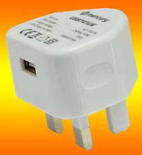 USB Caricabatterie da viaggio compatto Alimentatore Muro Spina uscita 1000 mA
