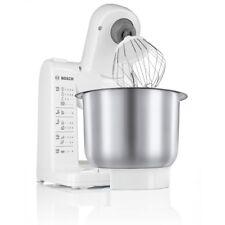 Bosch MUM4407 Küchenmaschine 3D Rührsystem 4 Schaltstufen Patisserie-Set 500 W