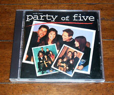 CD: Party of Five [Original TV Soundtrack] 1996 Reprise Closer To Free Fallin
