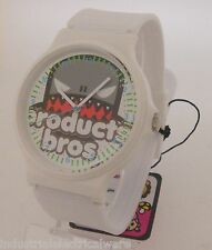 BROS PRODUCTS - Mr. SHARK WHITE WATCH BP091