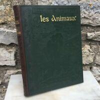 Histoire Naturelle Illustrée - Les Animaux, par L.JOUBIN & Aug ROBIN - Larousse