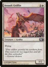 1X FOIL Assault Griffin MTG Magic CORESET 2011 M11 6/225