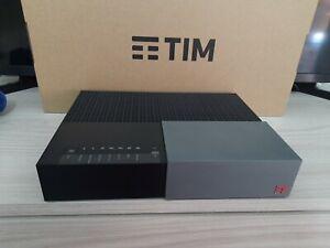 MODEM ROUTER TIM HUB MOD 2019 ADSL VDSL EVDSL WIFI FIBRA  FINO A 1000 MEGA