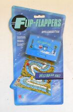 Vintage MB FLIPSIDERS Cassette Game WILD WATER RACE NMOC 1990