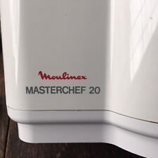 Moulinex Masterchef 20 Food Processor REPLACEMENT MACHINE BODY Used Fully Workin
