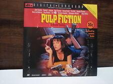 PULP FICTION LASER DISC DTS 2 DISC SET