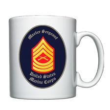 USMC - United States Marine Corps - Master Sergeant -  Mug