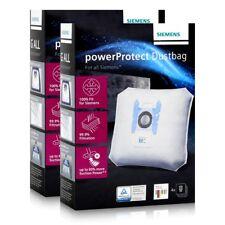 Siemens Staubsaugerbeutel powerProtect VZ41FGALL - Typ G ALL (2er Pack)