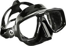 Aqualung Technisub Look HD Zweiglas Tauch Maske Silikon alle Varianten