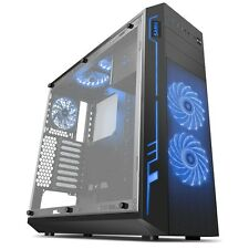 Sama Ark Black Full Tower Gaming Case - USB 3.0