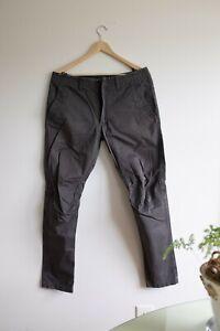 Maharishi Pants Tech Cargo Size Medium Grey