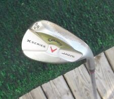 Callaway X Series Jaws Forged Mack Daddy 56* Sand Wedge