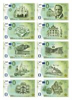 Limited EDITION MEMOEURO LOT 10 PREMIERE  SLOVAKIA 2020 the same serial number
