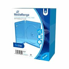 M06891 BLURAY Case MediaRange 5pcs Single retail Box38