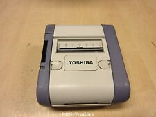 Toshiba TEC B-SP2D B-SP2D-GH40-QM-R Portable Barcode Label Printer INCL BATTERY
