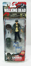 Walking Dead Todd McFarlane Signed Autographed Figure Series 4 - CARL GRIMES