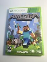 Minecraft Xbox 360 Edition Xbox 360 - Disc + Case - Tested