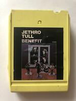 JETHRO TULL Benefit 8RM6400 8 Track Tape **See Item Description