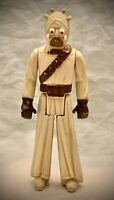 STAR WARS 1977 - Vintage Kenner Tusken Raider (Sand People) Action Figure