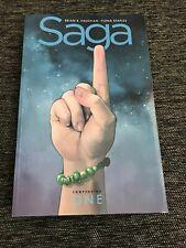 Saga- Compendium Vol 1- Paperback- Image Comics- Issues 1-54-