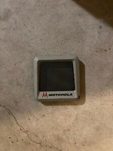 Vintage Motorola Mocom 70/Motrac Speaker metal Front panel