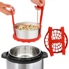 New listing Pressure Cooker Sling Egg Rack Silicone Egg Sling for Pressure Multi-cookers