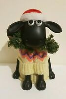 RARE Shaun The Sheep Christmas Tree Topper Decoration - Wallace and Gromit Angel