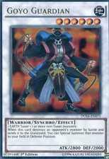 YUGIOH CARD - GOYO GUARDIAN -  DUELIST SAGA   DUSA-EN075