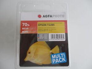 AGFA PHOTO  kein original T1285 Multipack epson stylus SX-230 -235 -440 SX-430W