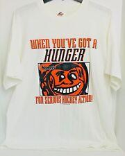 Vintage Komets Hockey XXL BURP IHL Front and Back Print T Shirt Size 2 XL VTG A6