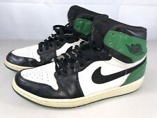 Air jordan 1 Retro Defining Moments Celtics DMP Men's Size 10.5 332550-101