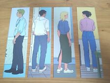 More details for sally rooney. 4 x bookmarks promoting