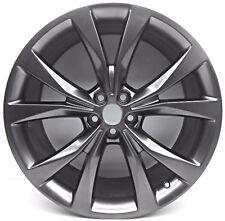 OEM Ford Edge 20 inch Aluminum Wheel Rim Nick in Rim Surface Scratches