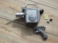 Nizo Heliomatic 8 Focovario, Filmkamera TOP Zustand mit Tasche + Zubehör