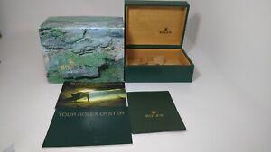 Genuine Rolex Submariner 14060 Watch Box Case 64.00.01/G2610005